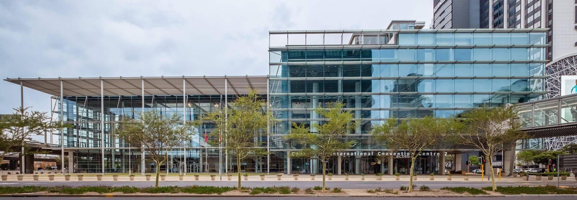 CTICC 2 building