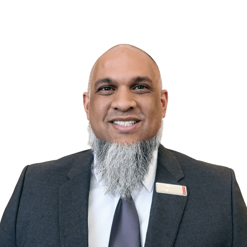 Ihsaan Adams - CITCC Head of facilities