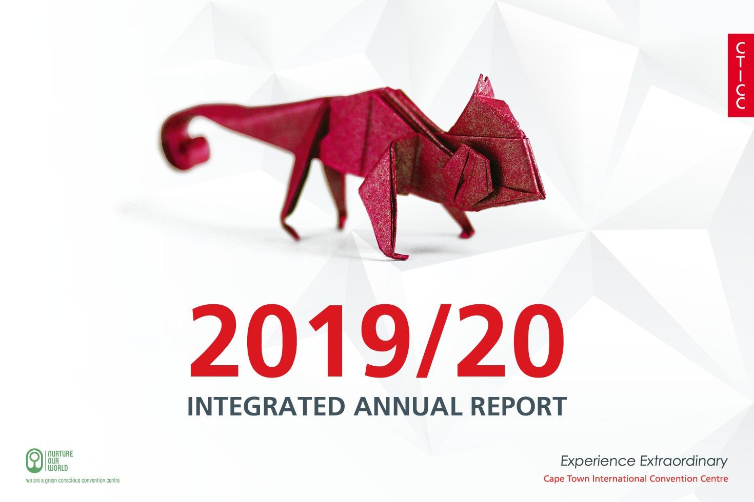 CTICC Integrated Annual Report