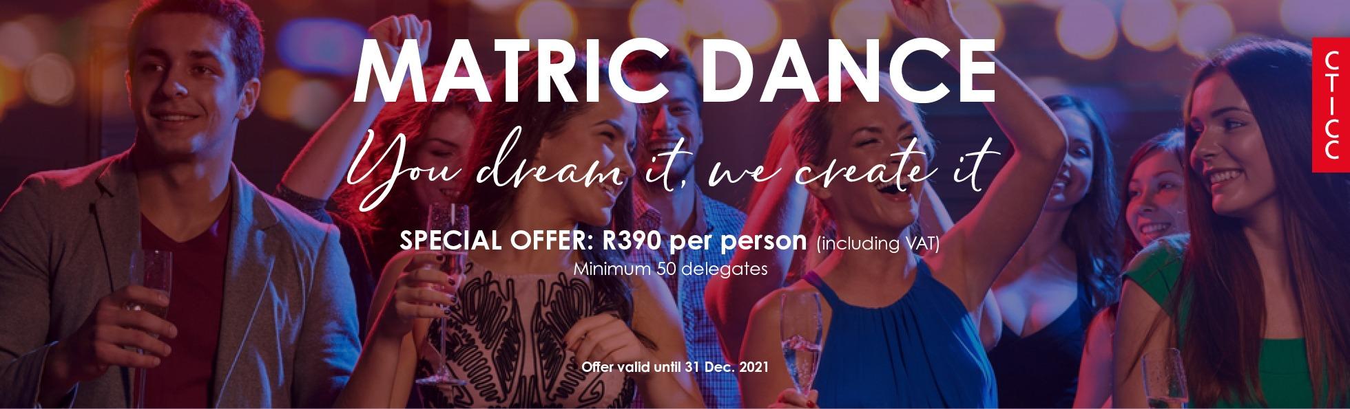 CTICC Matric Dance