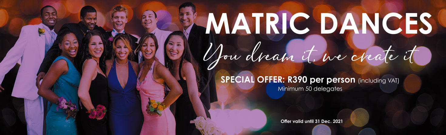 Matric Dance Package