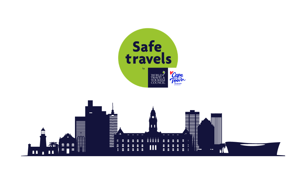CTICC Safe Travel Stamp